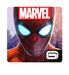 MARVEL Spider-Man Unlimited logo