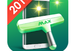 MAX Cleaner - Phone Cleaner, Antivirus, Booster logo