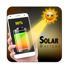 Solar Battery Fast Charger Prank logo