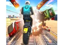 Subway Rider - Train Rush logo