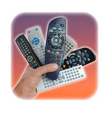 TV remote logo
