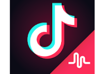 Tik Tok - including musically logo