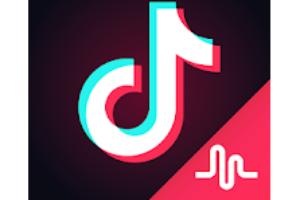 Tik Tok - including musically logo