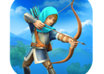 Tiny Archers logo
