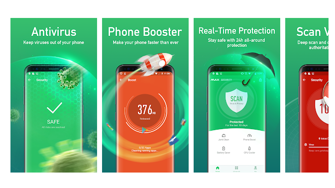 Virus Cleaner Antivirus, Cleaner(MAX Security)