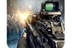 Zombie Frontier 3 Sniper FPS logo