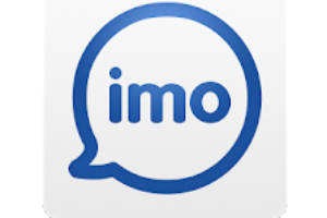 imo beta free calls and text logo