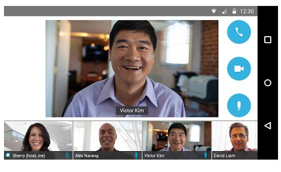 Cisco Webex Meetings App