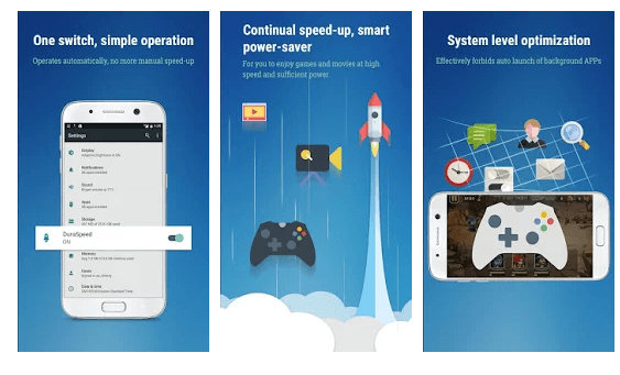 DuraSpeed App