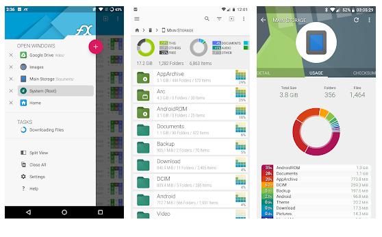FX File Explorer-App