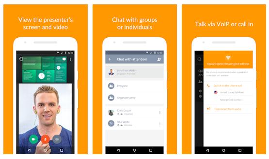 GoToMeeting-App
