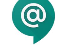 Hangouts Chat App Logo