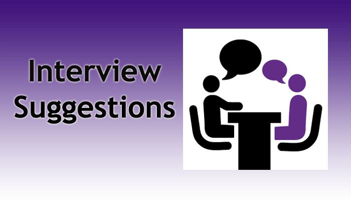 InterviewSuggestions