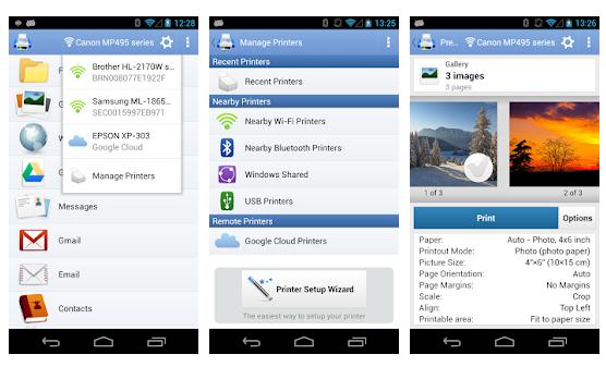 PrintHand Mobile Print App