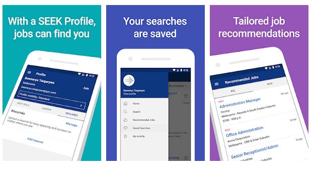SEEK Job Search App