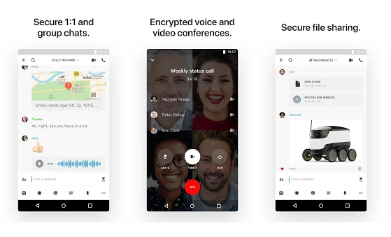 Wire • Secure Messenger App