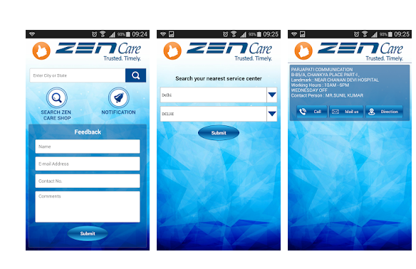 ZenCare App