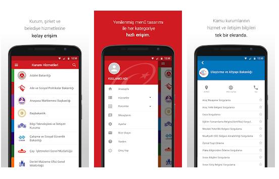 e-Devlet Kap_s_App