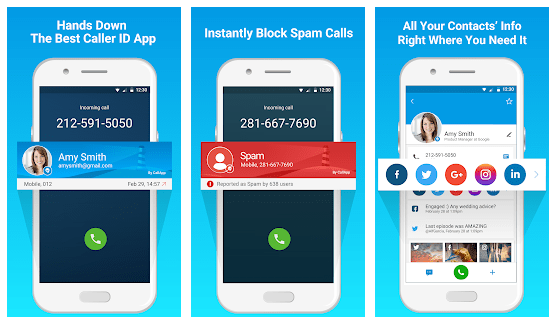 CallApp Caller ID, Blocker & Phone Call Recorder
