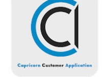 Capricorn Customer Application logo