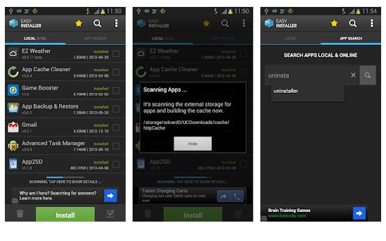 Easy Installer - Apps On SD