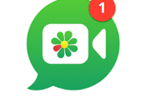 ICQ — Video Calls & Chat Messenger logo