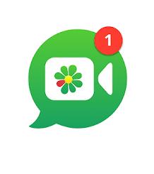 ICQ — Video Calls & Chat Messenger logo