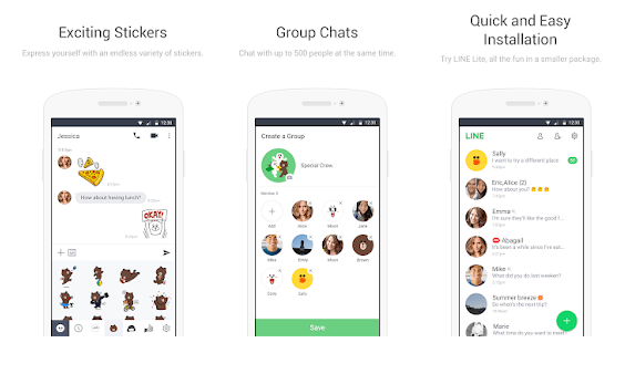 LINE Lite Free Calls & Messages