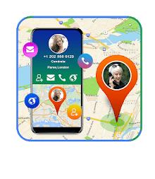 Mobile Location Tracker & Call Blocker logo