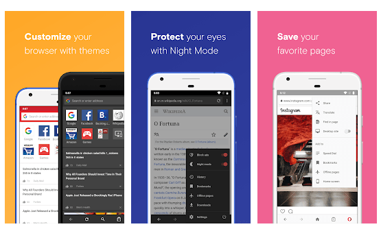 Opera-browser-Android-App