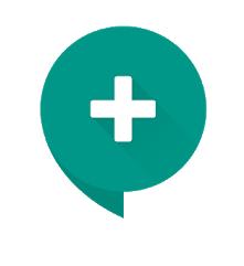 Plus Messenger Logo
