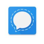 Signal Private Messenger logo