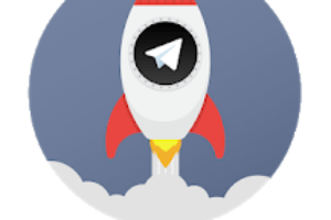 Telegram Digital Resistance (TeleDR) logo