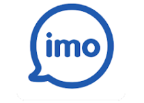 imo free video calls logo