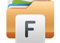 File Manager logo