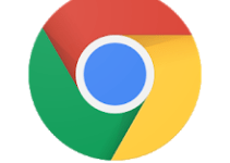 Google Chrome Fast & Secure logo