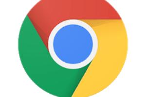 Google Chrome Fast & Secure logo