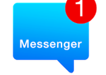 Messenger for SMS logo