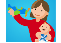Kinedu Baby Development Learning & Activities logo
