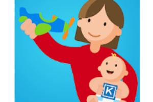 Kinedu Baby Development Learning & Activities logo