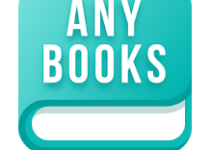 AnyBooks—your own book collection logo
