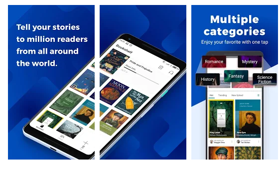 AnyBooks—your own book collection