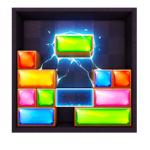 Dropdom - Jewel Blast logo