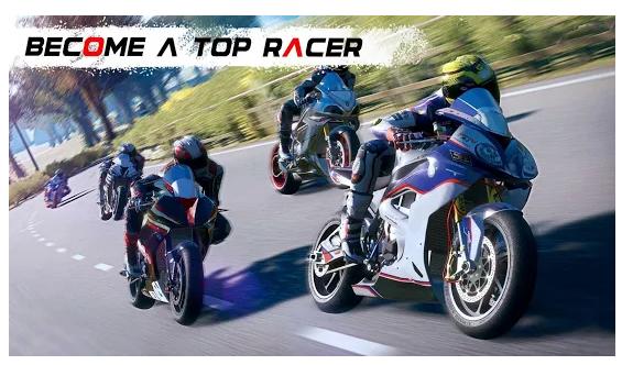 Traffic rider 3D lite ads