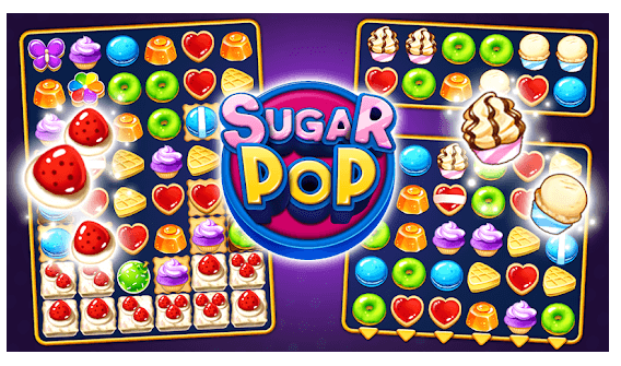 Sugar POP - Sweet Puzzle Game